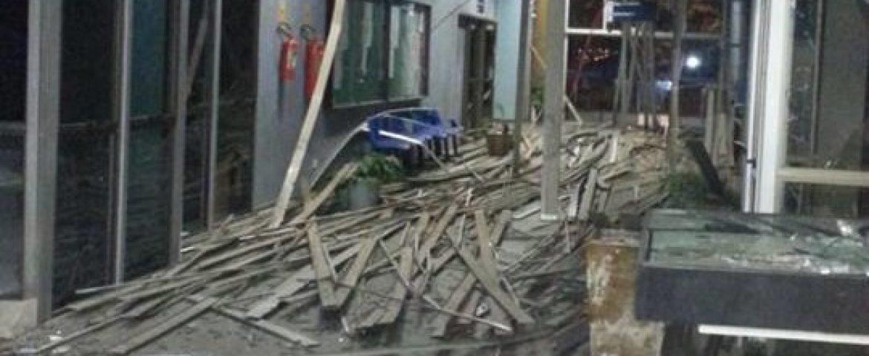 """Gangue da dinamite explode caixas e Prefeitura de Araucária quase vai """"pelos ares"""""""
