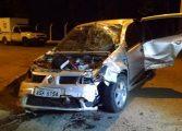 Mãe e filha morrem na hora em acidente de trânsito na BR-277