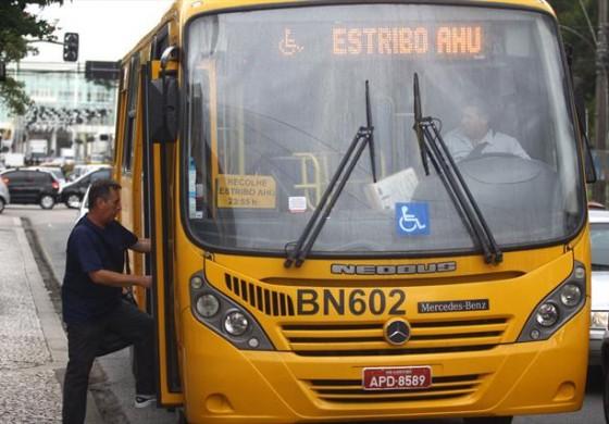 Governo promete pagamento para evitar nova greve dos motoristas
