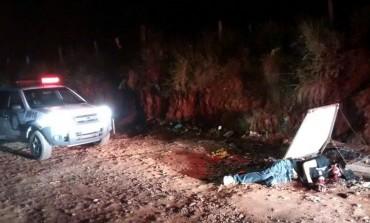 Homem é morto com tiros no pescoço em Araucária