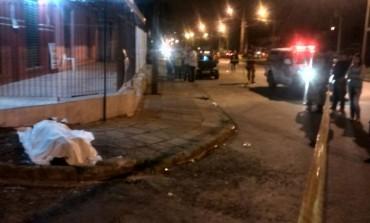 """""""Robinho"""" é morto com 4 tiros a queima roupa em Araucária"""