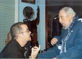Fidel Castro aparece em fotos pela primeira vez desde agosto