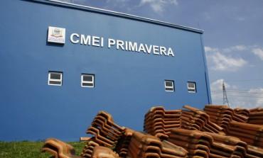 CMEIS e Escolas de Araucária estão passando por multirão de reformas
