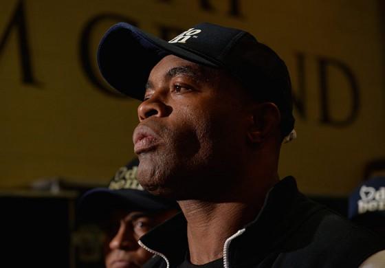 Anderson Silva é pego no antidoping em exame realizado antes da luta contra Nick Diaz