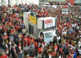 Servidores da educação prometem marcha com 30 mil pessoas
