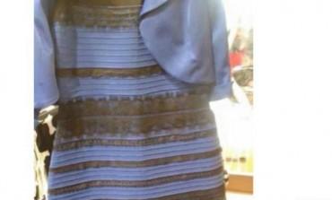 Cor de vestido vira discussão exaltadas em redes sociais