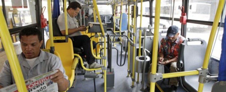 Rede não integrada de transporte também tem novas tarifas de ônibus