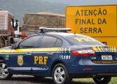 Número de mortes nas rodovias paranaenses tem queda de 65% no Carnaval