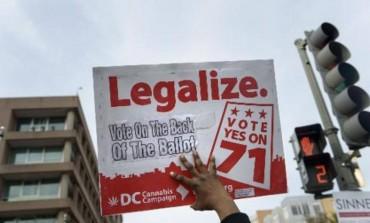 Maconha passa a ser legal na capital dos EUA