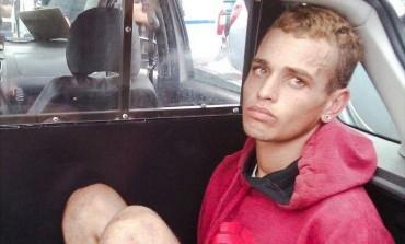 """Guarda Municipal de Araucária prende foragido """"espertinho"""""""