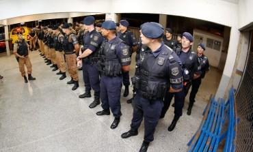Guarda Municipal e Polícia Militar realizaram operação conjunta em Araucária