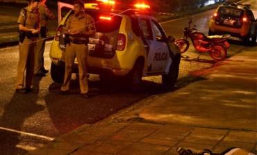 """""""Mãe Diná"""" é morto com vários tiros próximo a prefeitura de Araucária"""