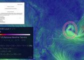 Ciclone pode atingir litoral do Paraná e trazer tempestades