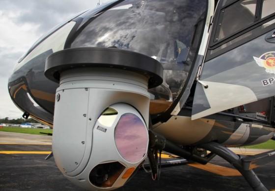 Polícia do Paraná passa a usar helicópteros em operações noturnas