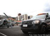 PM lança megaoperação para combater o crime em todo o Paraná