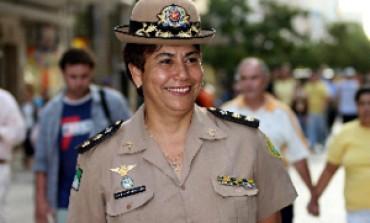 Nova secretária de Segurança toma posse em Araucária