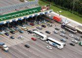 Pedágio das estradas federais poderá subir com nova lei dos caminhoneiros
