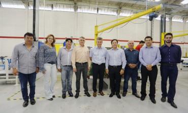 Leax do Brasil vai expandir a planta da fábrica em Araucária