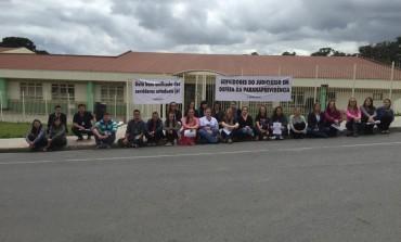 Servidores de Araucária decidem parar em defesa da Paraná Previdência