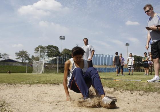 Fase municipal dos Jogos Escolares encerra nesta sexta-feira