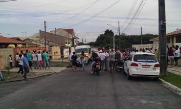 Quarta-feira violenta em Araucária; 4 mortos e 1 baleado em situações distintas