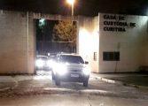 Detentos fazem motim na Casa de Custódia na divisa de Araucária com Curitiba