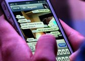 Loja de departamento é roubada enquanto vigilante usava 'WhatsApp' durante expediente