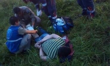 ARAUCÁRIA: Depois de assalto, ladrão rouba ladrão mas no final os dois acabam baleados
