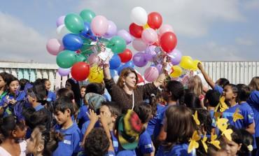 Corrida pela Paz mobiliza moradores do Iguatemi para problemática de abuso sexual