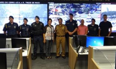 Comando da GM busca parceria com Centro Integrado de Comando