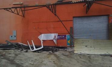 Prejuízo em Araucária: Ventos de  até 60Km/h deixaram um rastro de destruição