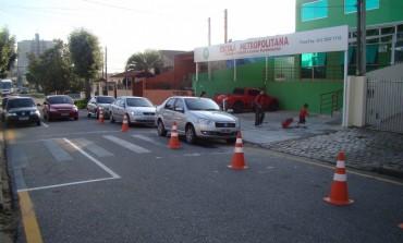Colégio de Araucária usa aplicativo que aumenta a segurança e reduz o trânsito ao redor das escolas