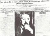 Você sabia que Albert Einstein já esteve no Brasil?