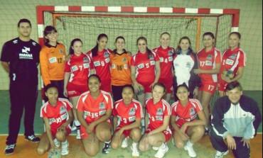 Equipe de handebol de Araucária é vice-campeã da Copa São José
