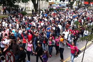 Foto de Marcha para Jesus promete levar 200 mil pessoas para o Centro Cívico no próximo sábado