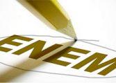 Inscrições do Enem começam no dia 25 de maio, às 10 horas