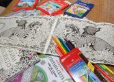 """Livros de colorir são os """"novos"""" best sellers"""