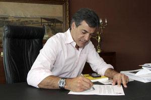 Governador Beto Richa. Foto: Arnaldo Alves/ANPr