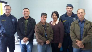 Foto de Secretários da área de segurança visitam Araucária