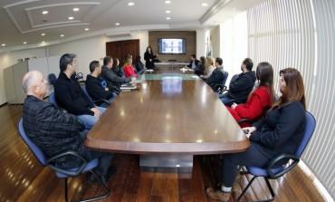 Plano de Mobilidade é discutido em reunião em Araucária
