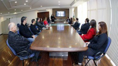 Foto de Plano de Mobilidade é discutido em reunião em Araucária