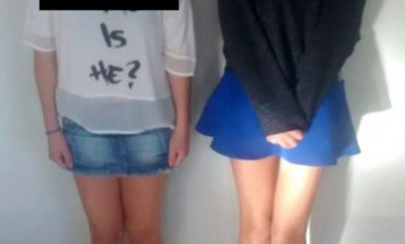 """""""Crianças"""" de 13 e 14 anos furtam roupas em loja de Araucária"""
