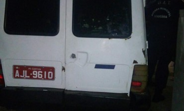 Guarda Municipal de Araucária recupera Fiorino roubada