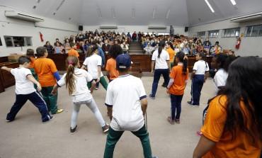 Seminário sobre Trabalho Infantil é realizado em Araucária