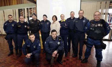 Araucária participa de encontro sobre padronização e fortalecimento das Guardas Municipais
