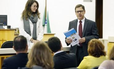 Parceria vai trabalhar Justiça e Cidadania em escolas de Araucária