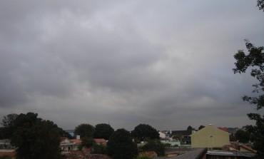 Dias nublados irão marcar o inverno em Araucária e Região