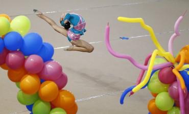 Ginasta de Araucária compete Campeonato Paranaense