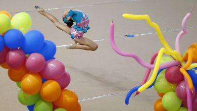 Foto de Ginasta de Araucária compete Campeonato Paranaense