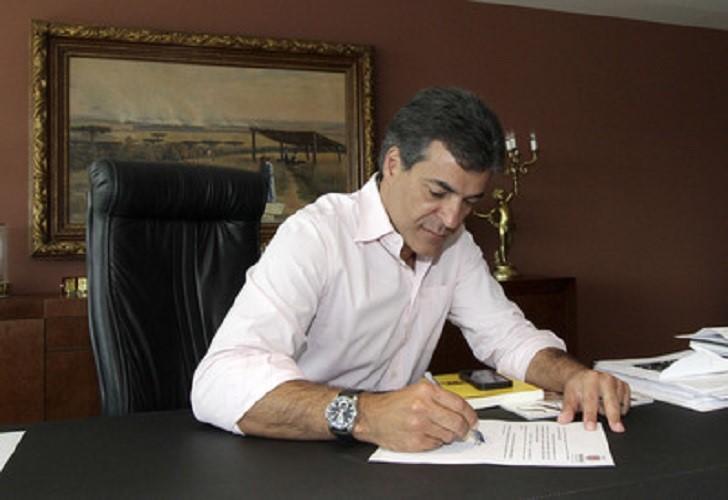 O governador Beto Richa. Foto: ANPr